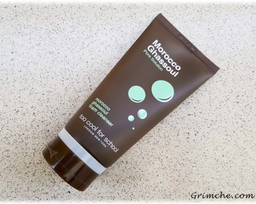 Измиващ гел от Too Cool For School Morocco Ghassoul Foam Cleanser