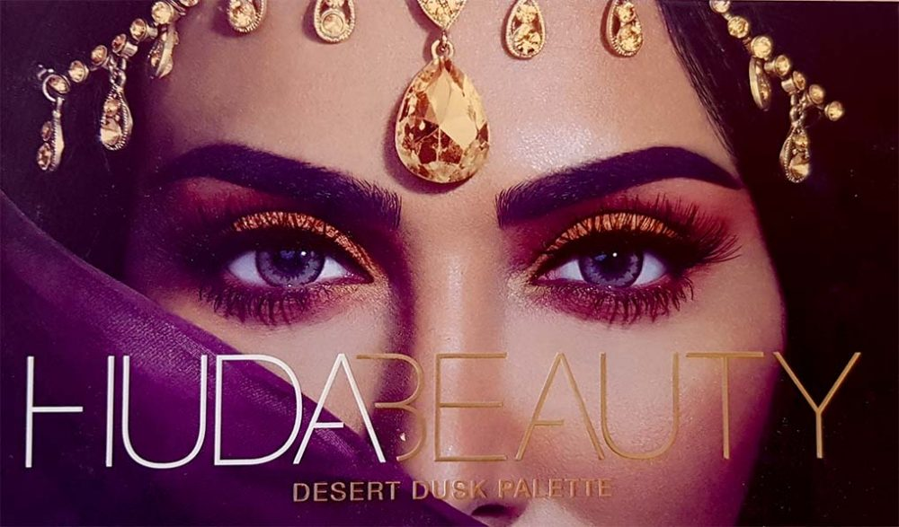 Desert Dusk by Huda Beauty