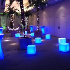 Led Table And Chairs Swivel Chair Clipart Furniture Rentals Grimes