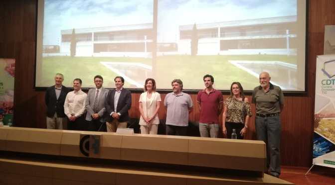 Participación en la I Jornada de Tecnologías de la información al servicio de la salud