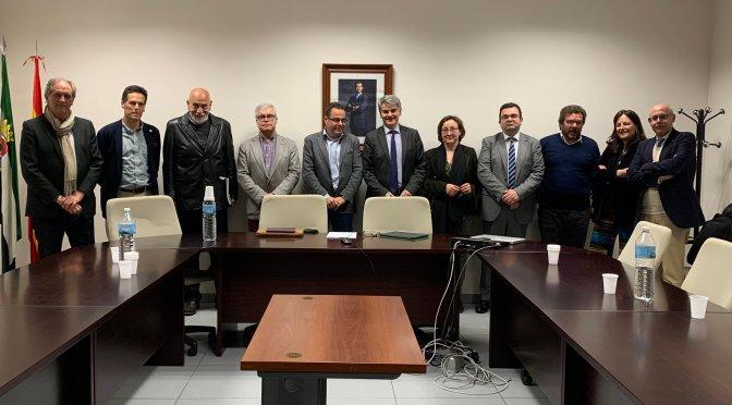 Primera Reunión del Consejo Rector INUBE