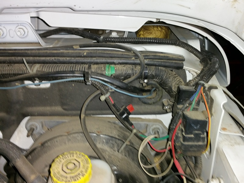 Trailer Wiring Harness 2004 Jeep Wrangler