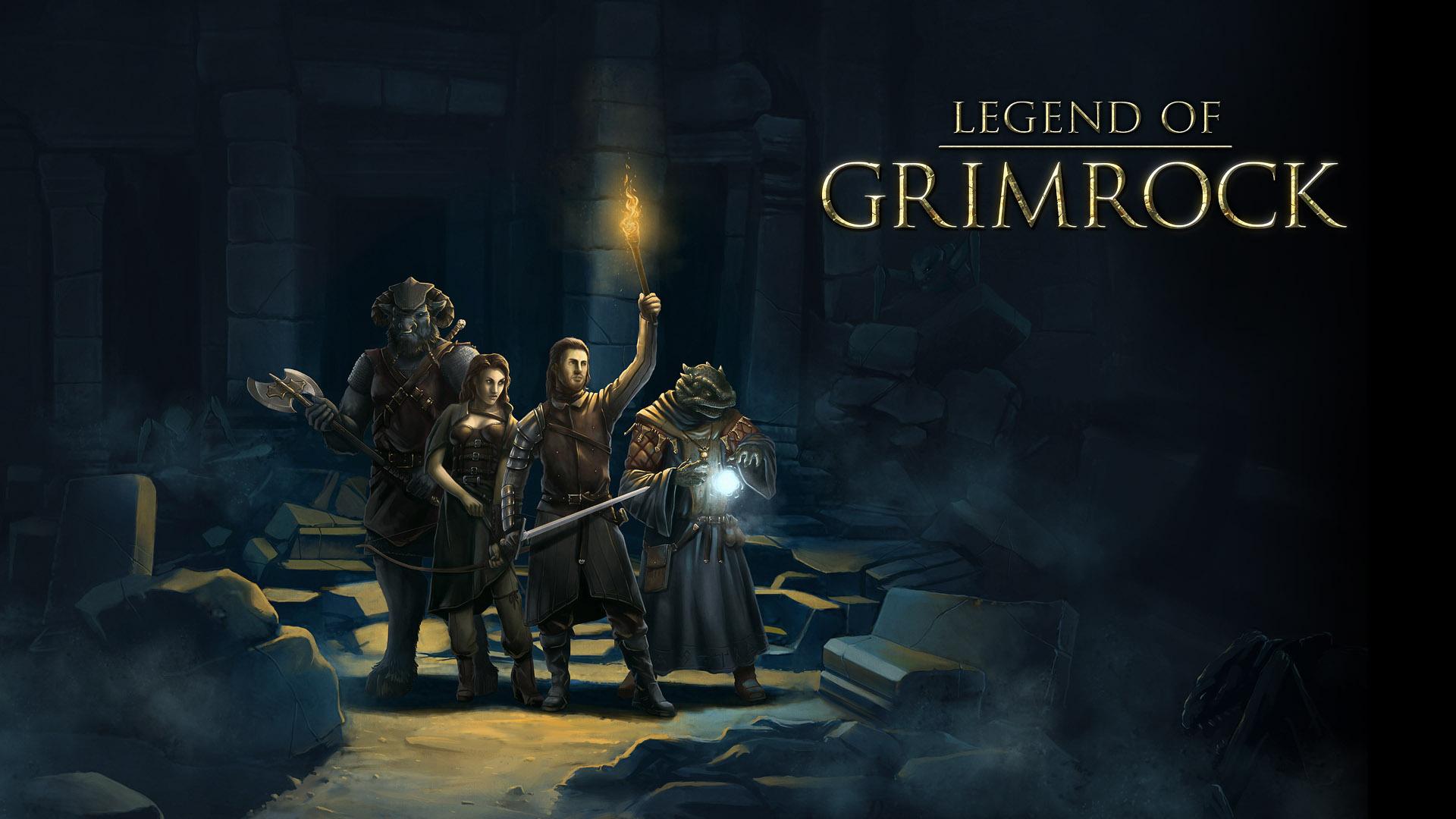 3d Wallpaper Editor Media 187 Legend Of Grimrock