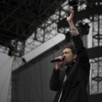 Edward Sharp and the Magnetic Zeros, Air + Style, Rose Bowl, photos by Wes Marsala