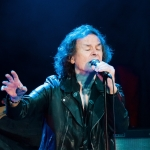 The Zombies at the Greek Theatre by Steven Ward