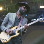 Gary Clark Jr. at Arroyo Seco Weekend 2018 by Steven Ward