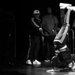 Kurtis Blow, The Palladium, photo by Wes Marsala