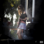 Warpaint, Beach Goth Day 1, The Observatory, photo by Wes Marsala