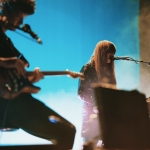 Beach House at the Hollywood Forever Cemetery by Steven Ward