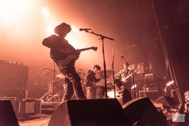 Black Rebel Motorcycle Club at Fonda Theatre -- Photo: ZB Images