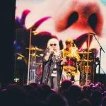 Blondie at the Santa Barbara Bowl by Steven Ward