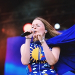 Maggie Rogers at Boston Calling by Steven Ward