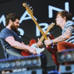 Manchester Orchestra at Boston Calling by Steven Ward
