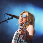 Belly at Boston Calling by Steven Ward