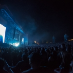 Queens of the Stone Age at Cal Jam -- Photo: ZB Images