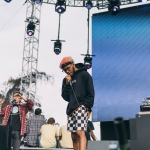 Kevin Abstract at Camp Flog Gnaw shot by Michael Espeleta