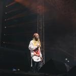 Lil Wayne at Camp Flog Gnaw shot by Michael Espeleta
