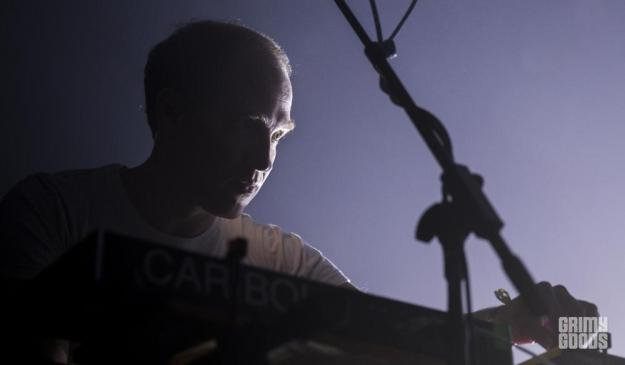 Caribou, The Fonda Theater, photo by Wes Marsala