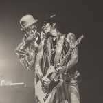 Angelo Moore and Earl Slick Celebrating David Bowie at The Wiltern