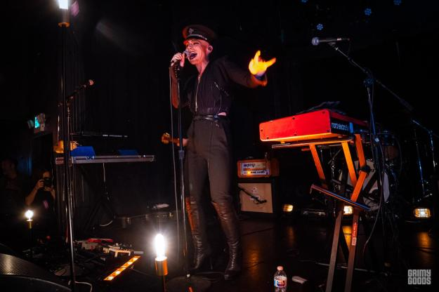 Crook at the Echo Photo by ZB Images