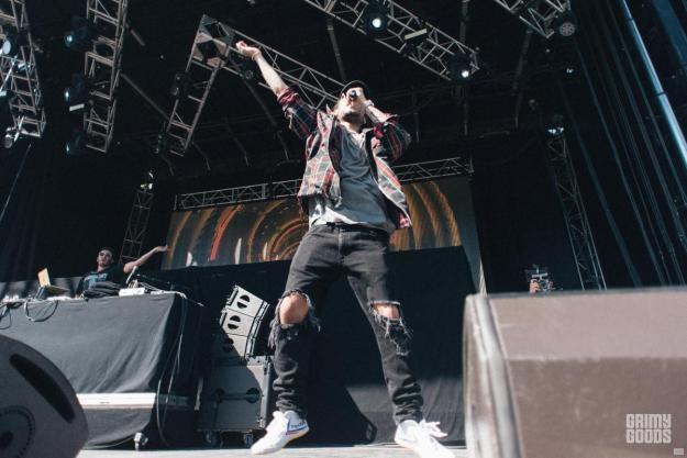 Russ at Day N Night Fest
