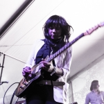 Thao and the Get Down Stay Down, Desert Daze, photo by Wes Marsala