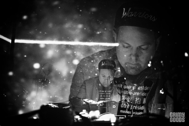 DJ Shadow at The Fonda Theatre Photos by ceethreedom