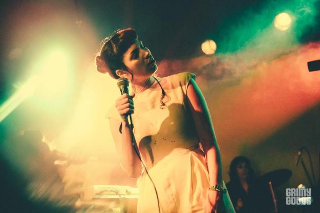 Alina Bea at The Echo for DRILL Fest -- Photo: Andrew Gomez