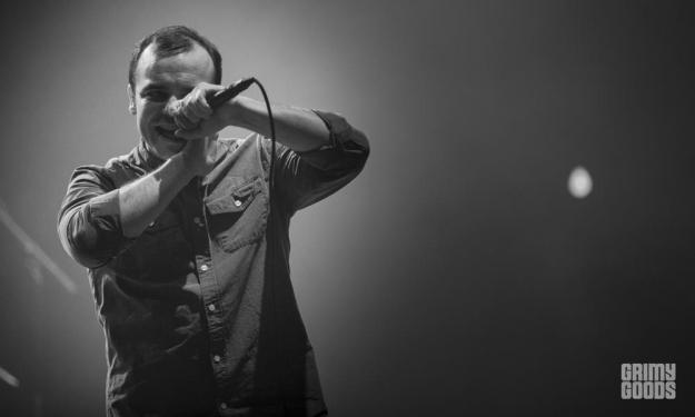 Future Islands photos by Wes Marsala