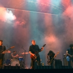 Explosions In The Sky at FYF 2016 in Exposition Park, Los Angeles