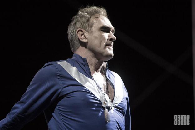 Morrissey, FYF Day 2, photo by Wes Marsala