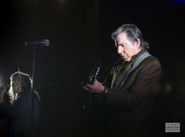 John Doe and Exene of X, photo by Wes Marsala