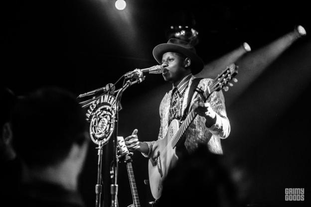 J S Ondara at moroccan lounge