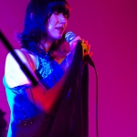 Karen O at Masonic Lodge- Photos Review - September 17, 2014