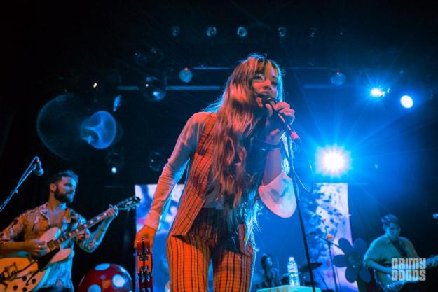 Lauren Ruth Ward at The El Rey Los Angeles Photos By: ZB Images