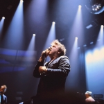 LCD Soundsystem at the Hollywood Palladium by Steven Ward