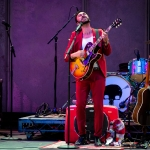 Shakey Graves at The Hollywood Bowl Photo by ZB Images