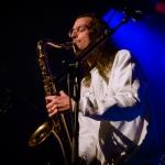 Joel Cuplin at Teragram Ballroom -- Photo: ZB Images