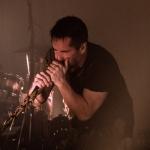 Nine Inch Nails at The Hollywood Palladium shot by ZB Images