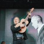 Glen Hansard at Ohana Fest by Steven Ward