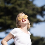Carly Rae Jepsen at Outside Lands day one by Steven Ward