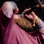 Outside Lands 2017 – Day 3 - Action Bronson