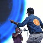 Chance The Rapper at Outside Lands Music Festival