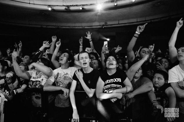 Rise Against at The Hollywood Palladium Photos by ceethreedom