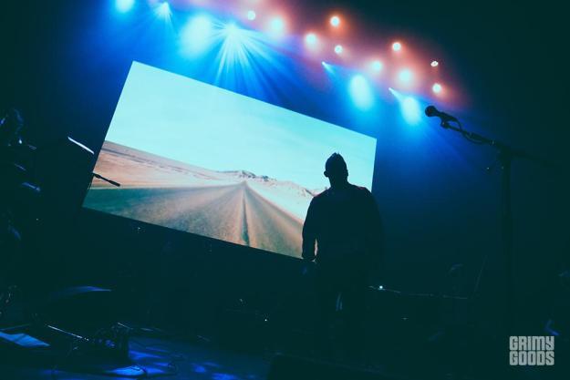 Rostam at the Fonda Theatre shot by Danielle Gornbein