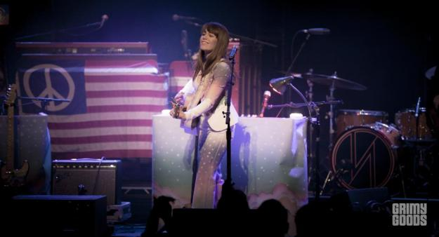 Jenny Lewis photos by Wes Marsala