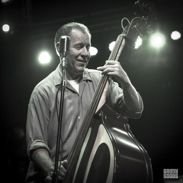 Reverend Horton Heat photos by Wes Marsala