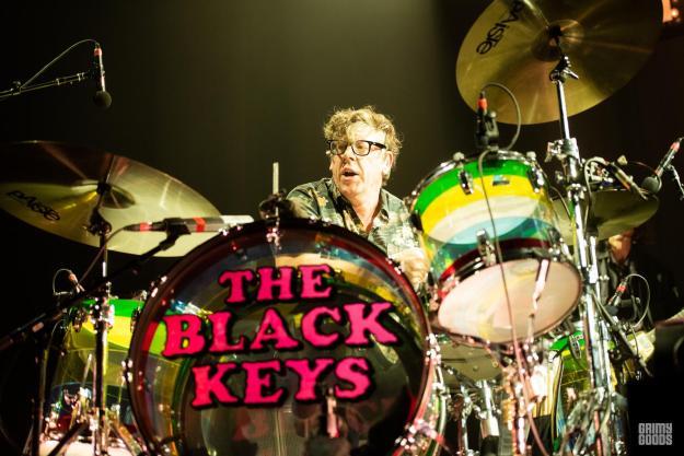 The Black Keys patrick carney
