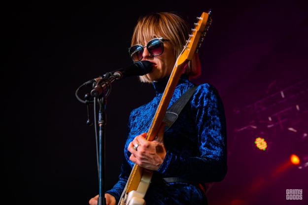 The Joy Formidable at Daydream Festival photo by ZB IMAGES