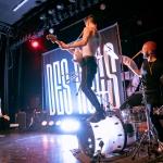 Des Rocs at The El Rey photo by ZB Images